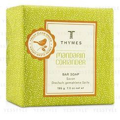 Thymes - Mandarin Coriander Bar Soap