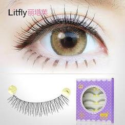Litfly丽塔芙 - 假睫毛#026 (5对)