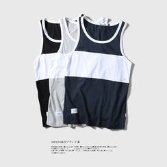 Mrlin - Two Tone Tank Top