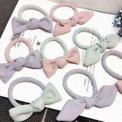 Tiea - 蝴蝶结装饰发圈