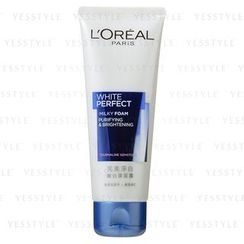 L'Oreal - Dermo-Expertise White Perfect Purifies and Brightness Milky Foam