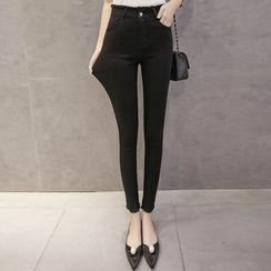Cottony - Skinny Pants