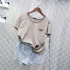 Polaris - 短袖T裇