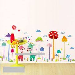 LESIGN - Giraffe Wall Sticker
