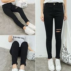 RASA - Ripped Skinny Jeans