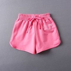 Kidora - 儿童纯色短裤
