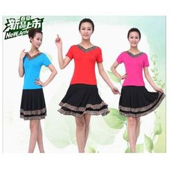 AUM - Dance Set: Top + Skirt