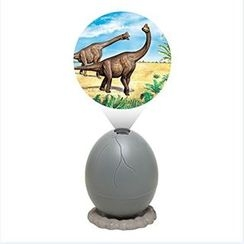 DREAMS - Projector EGG (Grey / Brachiosaurus)