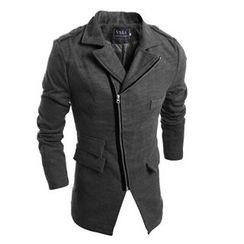 Hansel - Zip Knit Jacket