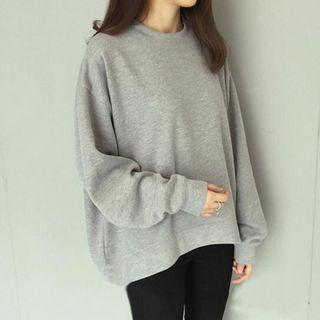 Moon City - 寬鬆針織套頭衫