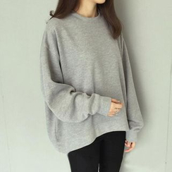 Moon City - Oversized Knit Pullover