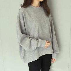 Moon City - 宽松针织套头衫