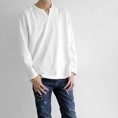 Seoul Homme - Long-Sleeve T-Shirt