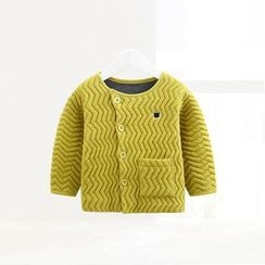 ciciibear - Kids Chevron Neoprene Top