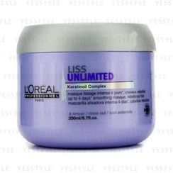 L'Oreal - Professionnel Expert Serie - Liss Unlimited Smoothing Masque (For Rebellious Hair)