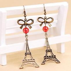 Fit-to-Kill - Paris Eiffel Tower Earrings