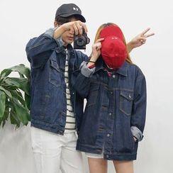 Seoul Homme - Couple Denim Jacket