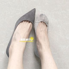 MITU - 隐形船袜