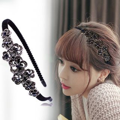 Coolgirl - Rhinestone Headband