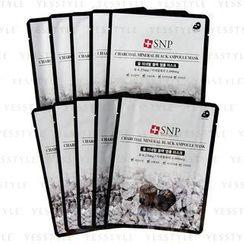 SNP - Charcoal Mineral Black Ampoule Mask