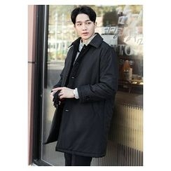 HOTBOOM - Collared Padded Coat