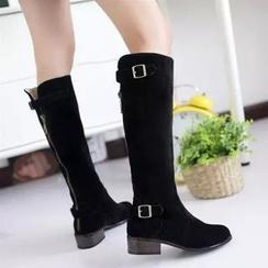 幸福鞋坊 - 帶式長靴