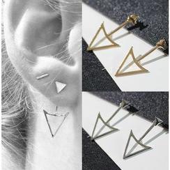 HEDGY - Geometric Earrings