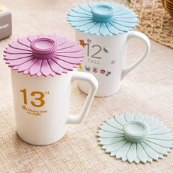 Home Simply - Sunflower Silicon Cup Lid