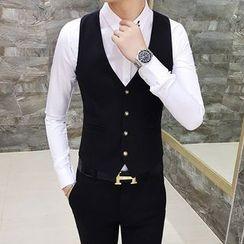 Simsam - Plain Vest