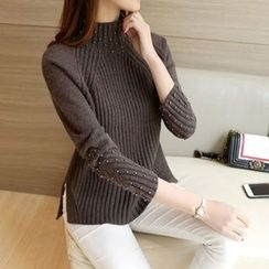 Bubbleknot - Studded Sweater