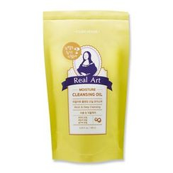 Etude House - Real Art Mild Moisture Cleansing Oil Refill Only 185ml