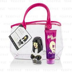Nicki Minaj - Onika Coffret: Eau De Parfum Spray 100ml/3.4oz + Pink Friday Body Lotion 200ml/6.8oz + Bag