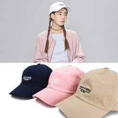 FROME - Lettering Embroidered Baseball Cap