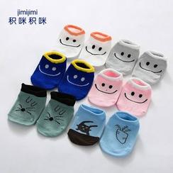 JIMIJIMI - 嬰兒印花襪子