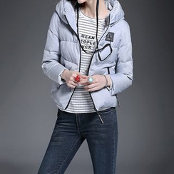 Alaroo - Hooded Padded Jacket