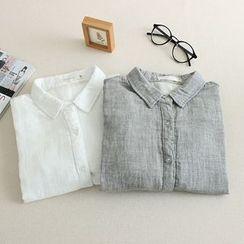 Mushi - Long-Sleeve Shirt
