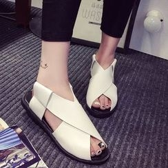 BAYO - Cutout Sandals