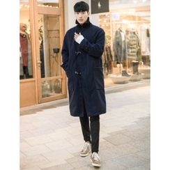 STYLEMAN - Wool-Blend Duffle-Coat