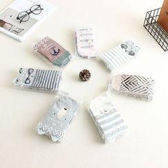 三木社 - 图案袜子