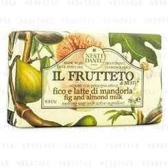 Nesti Dante - Il Frutteto Soothing Soap - Fig and Almond Milk