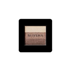 Missha - Triple Shadow (#03 Mocha Beige)