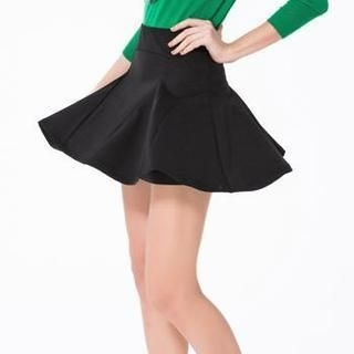 O.SA - A-Line Godet Skirt