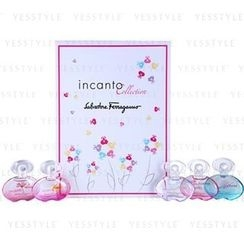 Salvatore Ferragamo - Ferragamo Incanto Women Mini Set : Dream + Heaven + Shine + Charm + Bloom