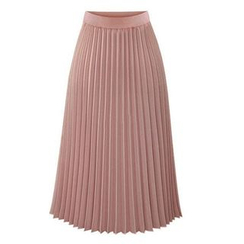 Coronini - Pleated Midi Skirt