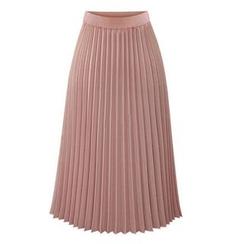 Coronini - Pleated Midi Skirt