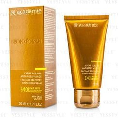 Academie - Scientific System Face Age Recovery Sunscreen Cream SPF40