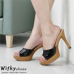 Wifky - Platform Patent Mules