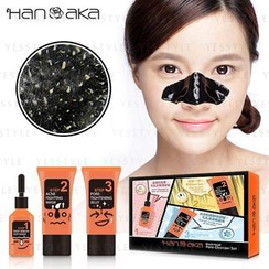 HANAKA - Black Head Pore Cleanser Set