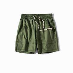 MRCYC - Drawstring-Waist Shorts