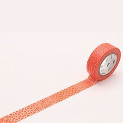 mt - mt Masking Tape : mt 8P Line Pattern Red (8 Pieces)
